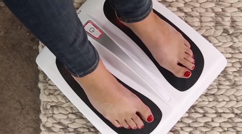 masajeador de pies homedics ts9 comprar